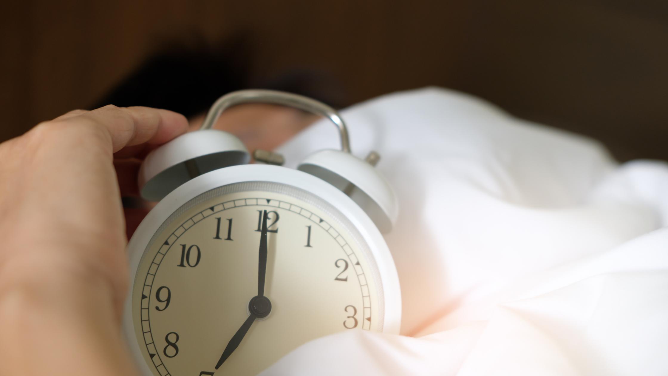 Goede nachtrust voor RLS patiënten